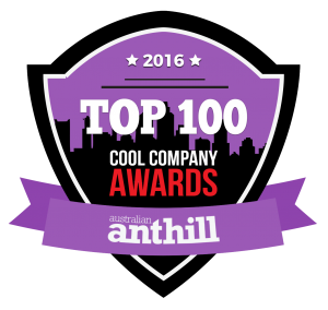 2016 Cool Company Top 100