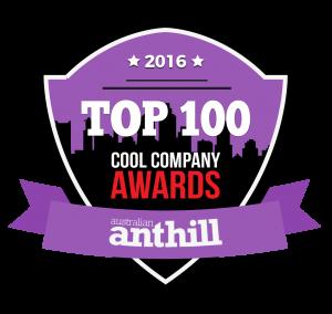 2016 Cool Company Top 100
