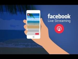 fb live stream